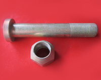 bolt+nut for driving axle