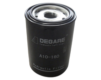 Steering hydraulic system oil filter